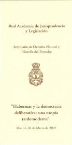 HABERMAS Y LA...
