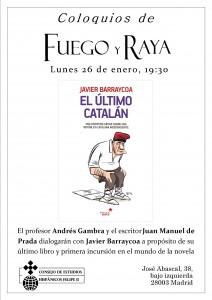 CARTEL COLOQUIOS DE FUEGO Y RAYA-26-01-2015-fondo blanco
