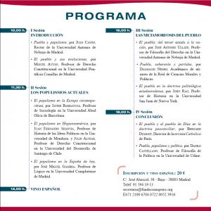 Programa LIII RACC