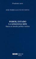 Poder, Estado y Constitución